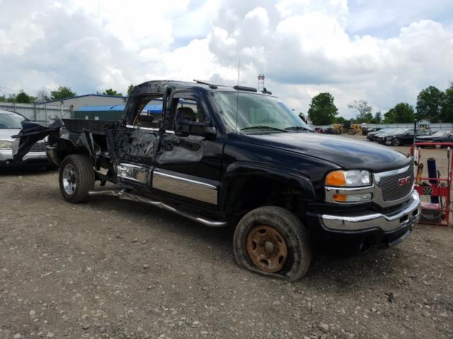 Salvage cars for sale from Copart Finksburg, MD: 2006 GMC Sierra K25