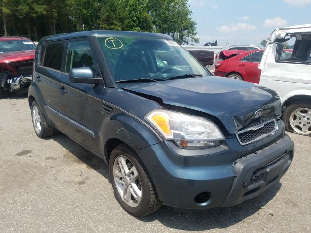 Salvage cars for sale from Copart Dunn, NC: 2011 KIA Soul