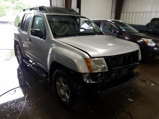 Nissan Xterra OFF salvage cars for sale: 2007 Nissan Xterra OFF