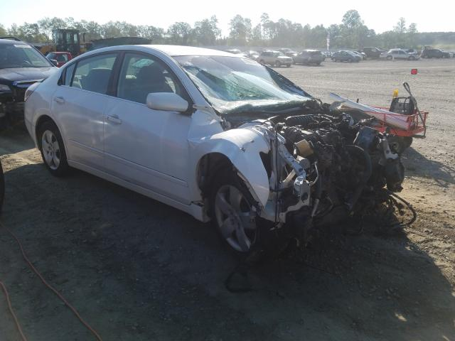 Salvage cars for sale from Copart Spartanburg, SC: 2008 Nissan Altima 2.5