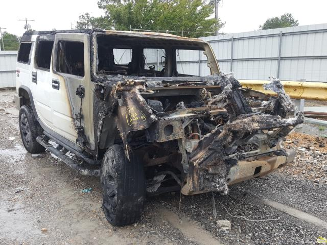 Hummer H2 salvage cars for sale: 2004 Hummer H2