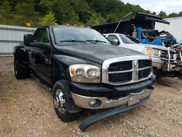 Dodge RAM 3500 S salvage cars for sale: 2008 Dodge RAM 3500 S