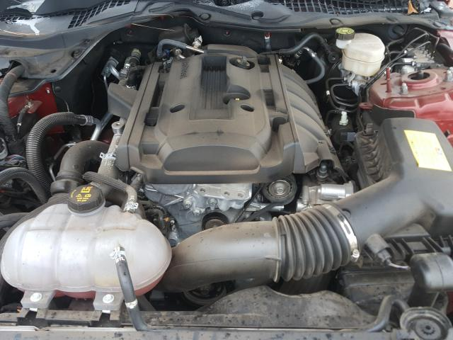 1FA6P8TH4K5204592 2019 FORD MUSTANG