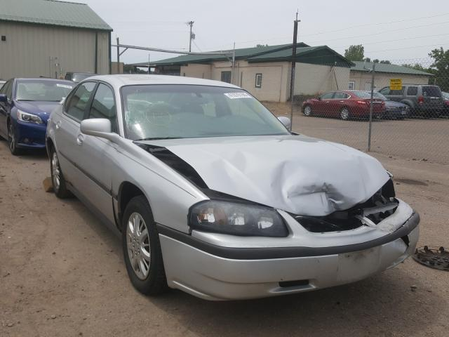 Salvage cars for sale from Copart Ham Lake, MN: 2004 Chevrolet Impala