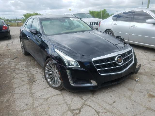 1G6AX5SX4E0177345 2014 CADILLAC CTS LUXURY COLLECTION