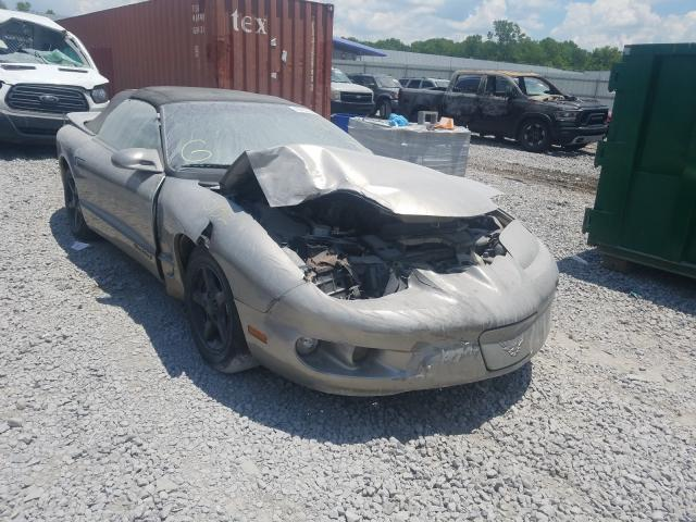 Pontiac salvage cars for sale: 2001 Pontiac Firebird