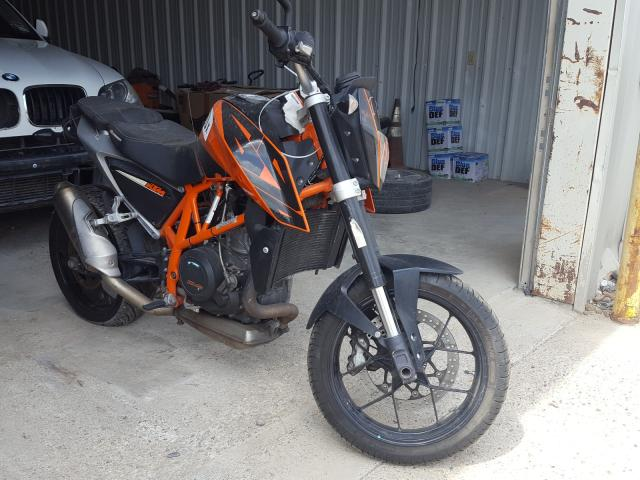 2014 KTM 690 Duke for sale in Mercedes, TX