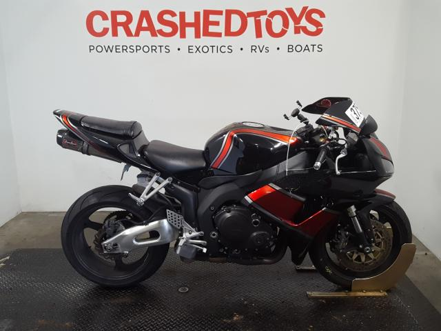 Honda CBR1000 RR salvage cars for sale: 2006 Honda CBR1000 RR
