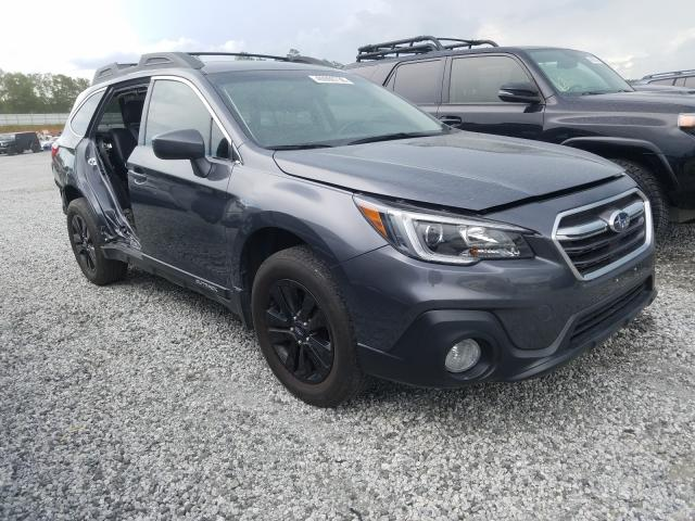 Salvage cars for sale from Copart Spartanburg, SC: 2018 Subaru Outback 2