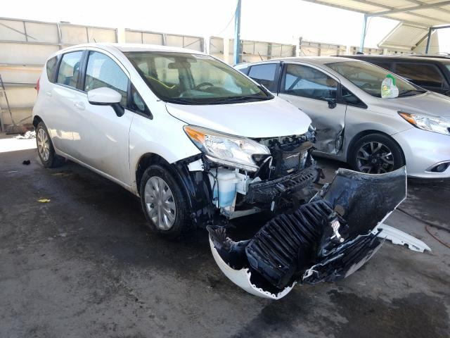 Salvage cars for sale from Copart Anthony, TX: 2016 Nissan Versa Note