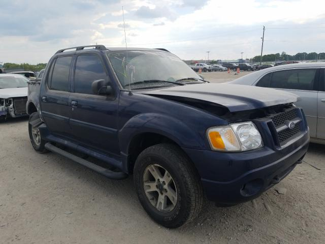 Ford Explorer S salvage cars for sale: 2005 Ford Explorer S