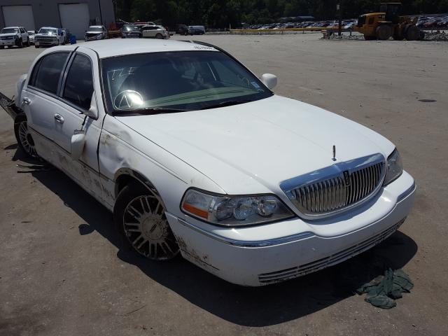 Salvage cars for sale from Copart Dunn, NC: 2010 Lincoln Town Car S