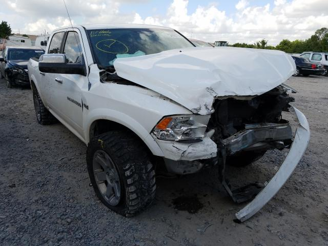 Dodge RAM 1500 L salvage cars for sale: 2012 Dodge RAM 1500 L