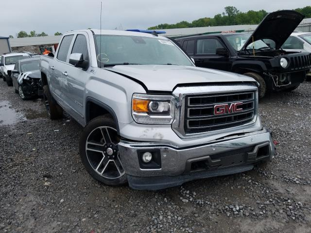 GMC Sierra K15 salvage cars for sale: 2015 GMC Sierra K15