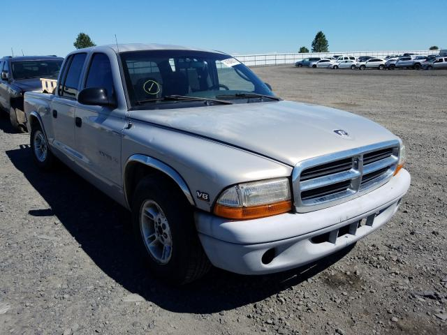 Dodge Dakota Quattro salvage cars for sale: 2000 Dodge Dakota Quattro