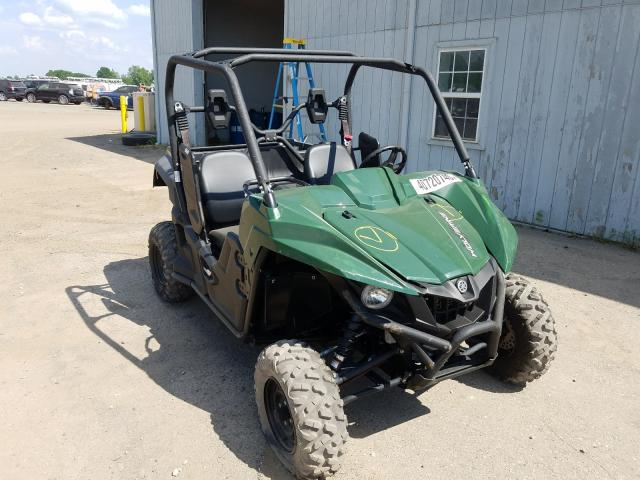 2016 Yamaha YXE700 B for sale in Davison, MI