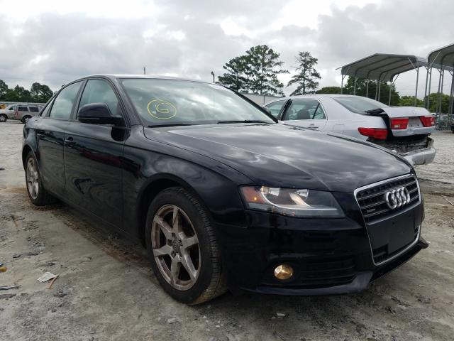 Audi salvage cars for sale: 2009 Audi A4 2.0T Quattro