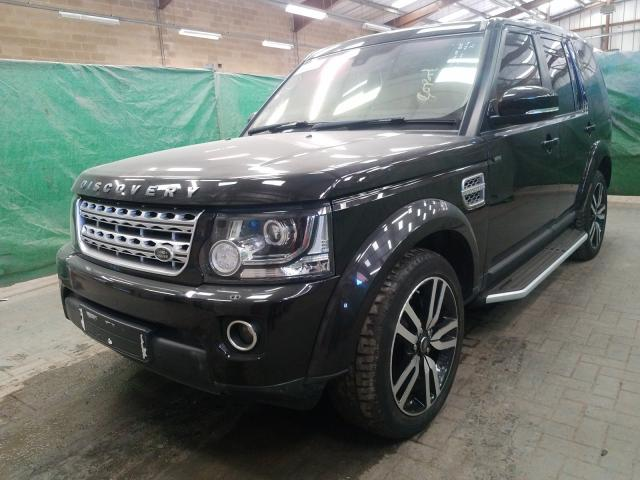 LAND ROVER DISCOVERY - 2014 rok