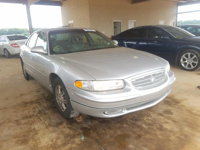 Buick salvage cars for sale: 2001 Buick Regal LS