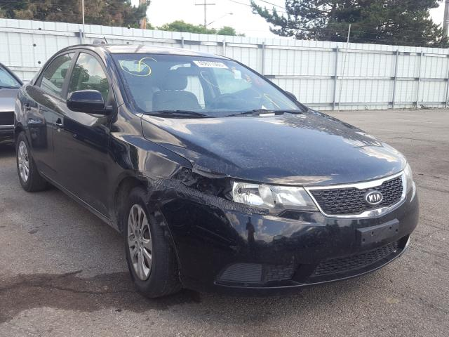 Salvage cars for sale from Copart Moraine, OH: 2012 KIA Forte LX