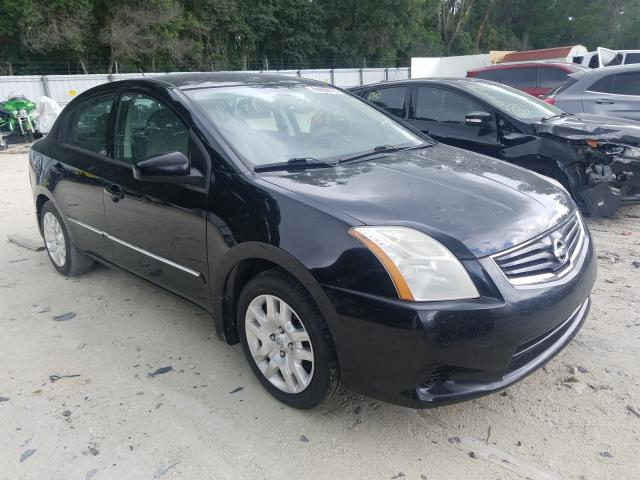 Salvage cars for sale from Copart Ocala, FL: 2012 Nissan Sentra 2.0