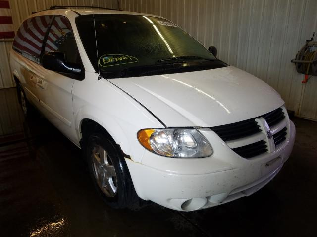 Salvage cars for sale from Copart Avon, MN: 2006 Dodge Grand Caravan