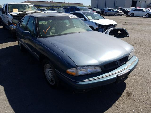 Pontiac Bonneville salvage cars for sale: 1995 Pontiac Bonneville