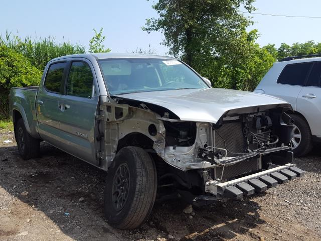 Salvage cars for sale from Copart Baltimore, MD: 2017 Toyota Tacoma DOU