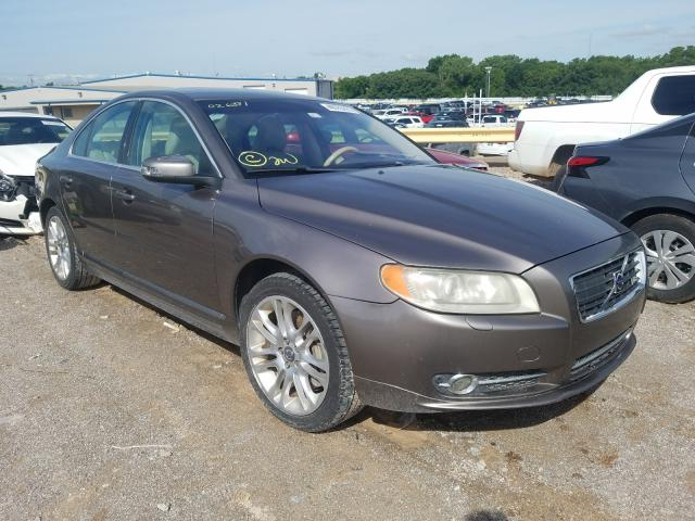 Salvage cars for sale from Copart Oklahoma City, OK: 2007 Volvo S80 V8