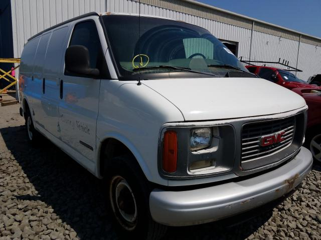 GMC Savana G25 salvage cars for sale: 2001 GMC Savana G25