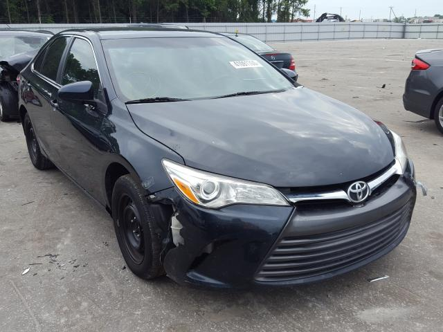 Salvage cars for sale from Copart Dunn, NC: 2015 Toyota Camry LE