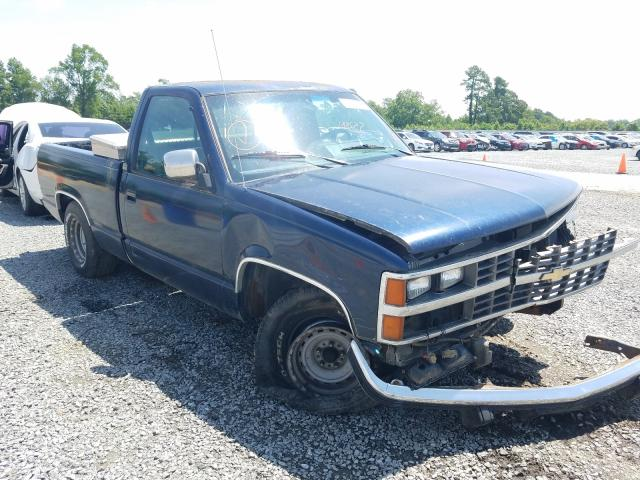 Chevrolet GMT-400 C1 salvage cars for sale: 1989 Chevrolet GMT-400 C1
