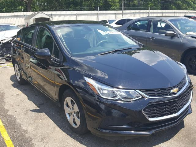 2018 Chevrolet Cruze LS en venta en Eight Mile, AL