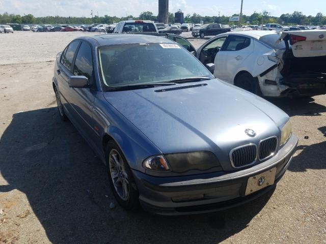 BMW salvage cars for sale: 1999 BMW 323 I