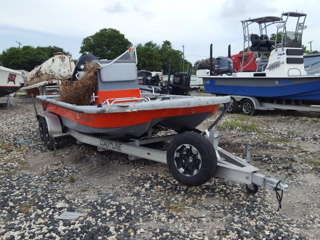 Other Boat salvage cars for sale: 2020 Other Boat