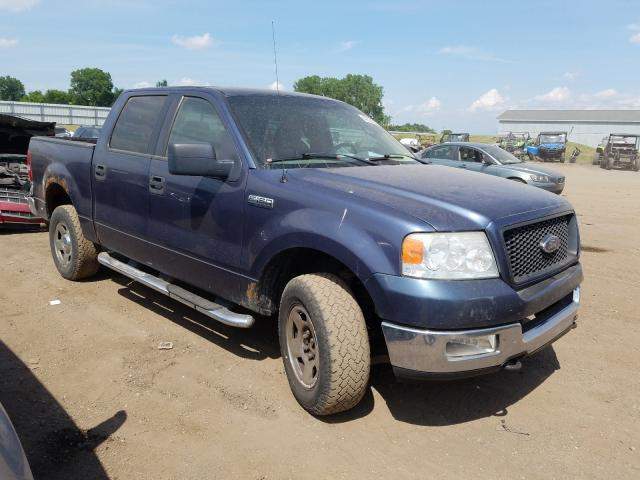 Ford F150 Super salvage cars for sale: 2005 Ford F150 Super