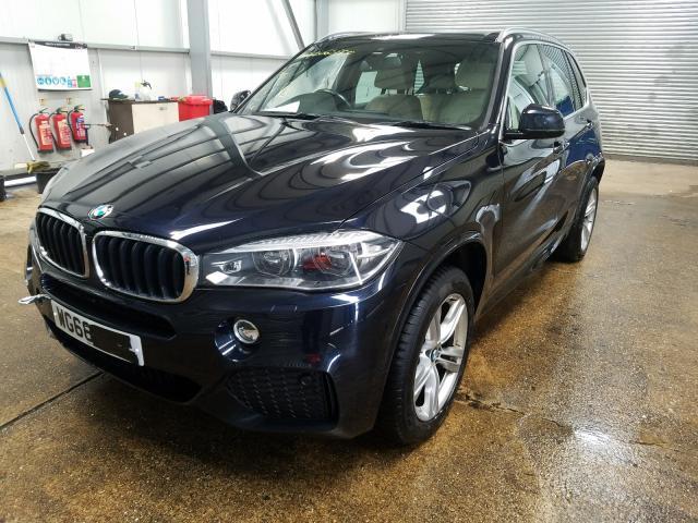 BMW X5 XDRIVE2 - 2017 rok