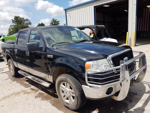 Salvage cars for sale from Copart Sikeston, MO: 2008 Ford F150 Super