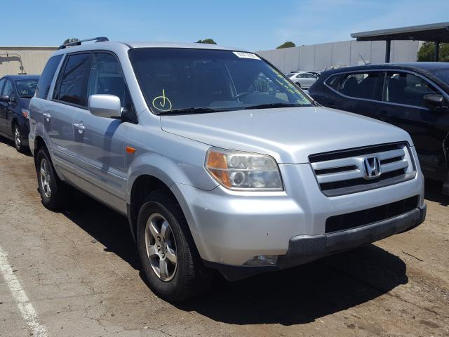 Honda Pilot salvage cars for sale: 2006 Honda Pilot