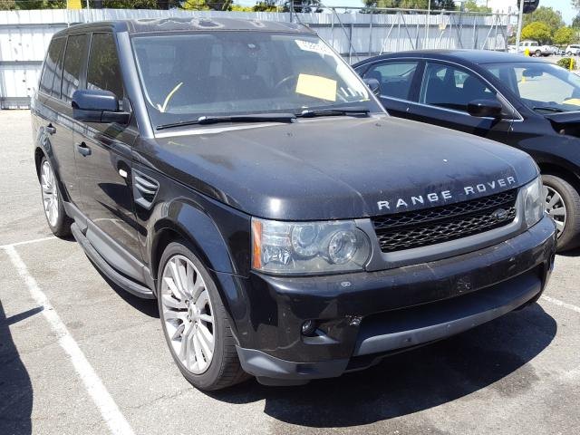 Land Rover Range Rover salvage cars for sale: 2010 Land Rover Range Rover