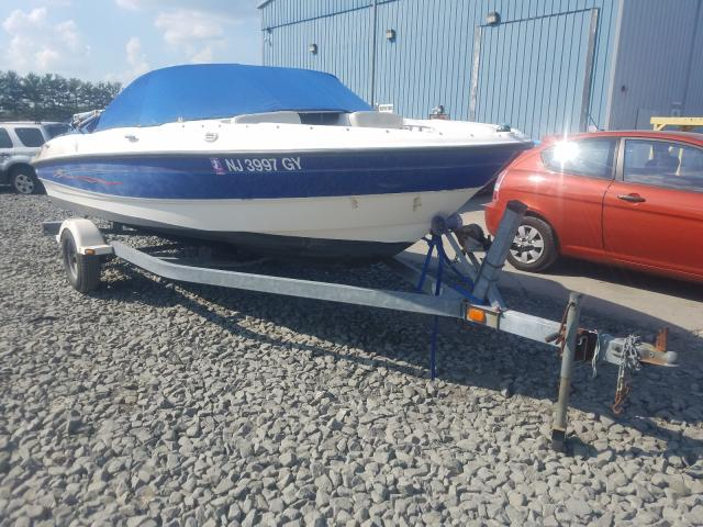 Bayliner salvage cars for sale: 2006 Bayliner 185 Bowrdr