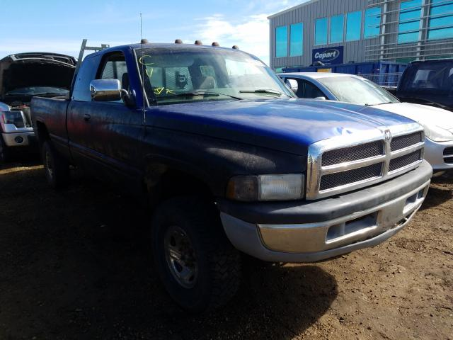 Dodge salvage cars for sale: 1995 Dodge RAM 2500