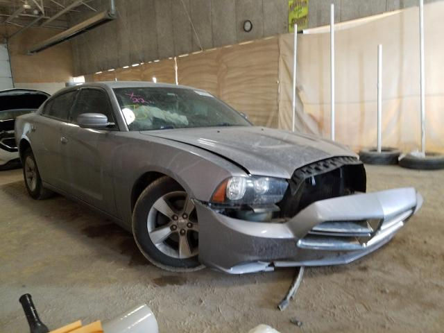 Salvage cars for sale from Copart Indianapolis, IN: 2014 Dodge Charger SE