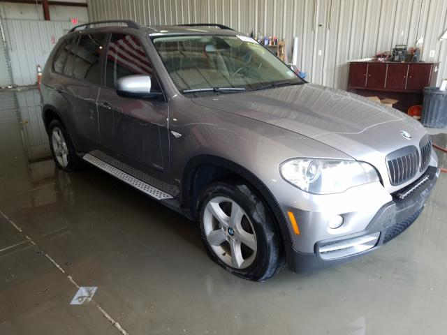 BMW salvage cars for sale: 2007 BMW X5 3.0I