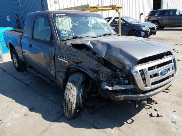 Salvage 2011 FORD RANGER - Small image. Lot 41061910
