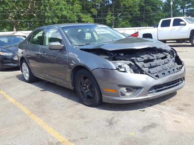 Ford salvage cars for sale: 2010 Ford Fusion SE