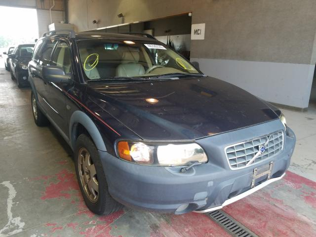 Volvo XC70 salvage cars for sale: 2004 Volvo XC70