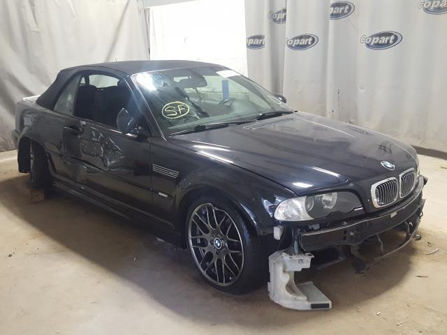Salvage cars for sale from Copart Tifton, GA: 2006 BMW M3