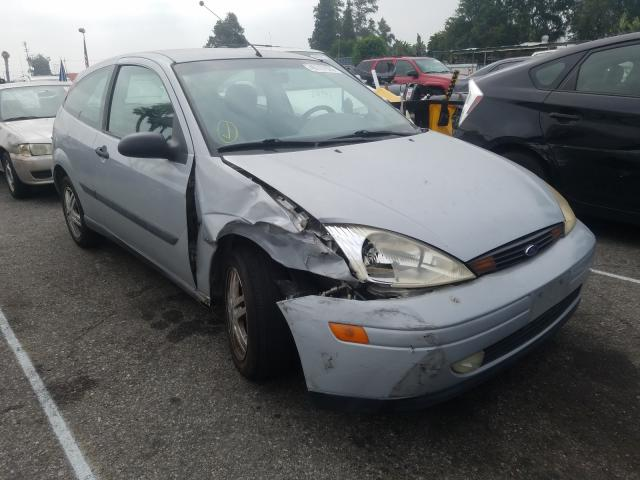 Ford Focus ZX3 salvage cars for sale: 2000 Ford Focus ZX3