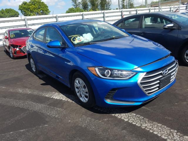 2017 Hyundai Elantra SE for sale in Miami, FL